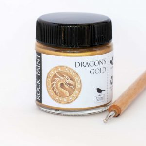 Dragons Gold Metallic Paint