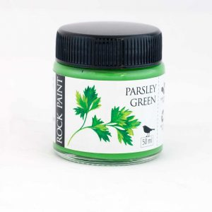 Parsley Green acrylic craft paint