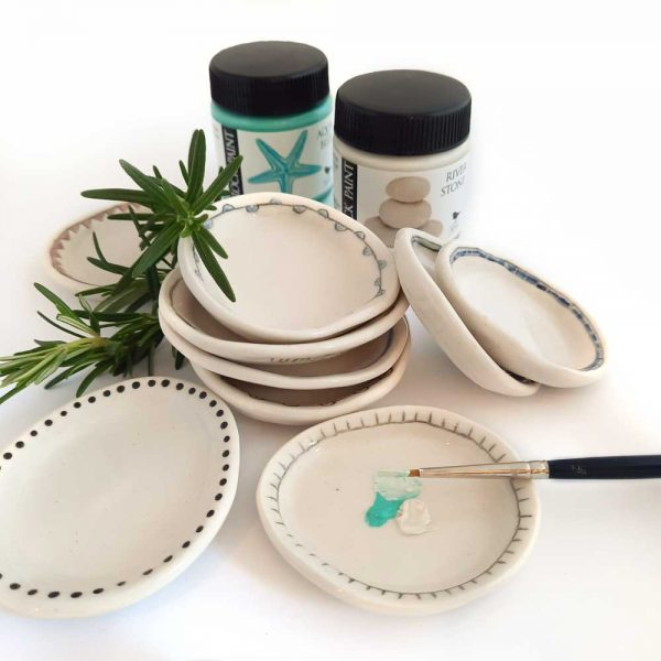 paint Mixing dishes