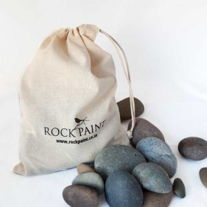 Rockpaint® bag with rocks