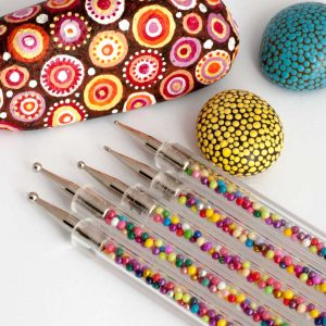 Hundreds & Thousands Double-sided Dotting Tool set of 5