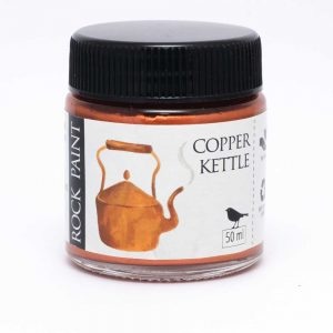 Rock Paint Copper Kettle Bronze metalic paint