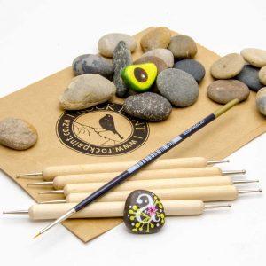 Dotting Tools and rocks