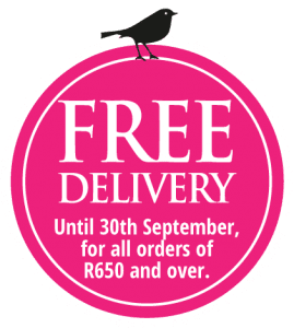 Free shipping over R650